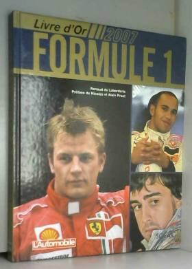 Livre d'or de la Formule 1
