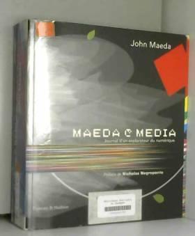 Maeda@media : Journal d'un...