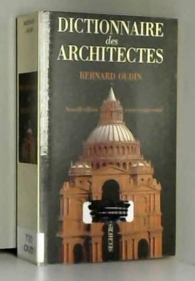DICT DES ARCHITECTES