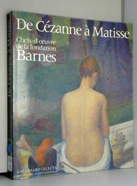De Cézanne à Matisse. Chefs...
