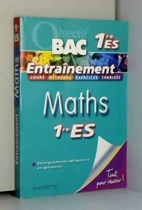 Maths 1e ES Enseignement...