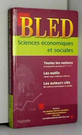 BLED - Sciences Economiques...