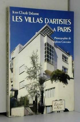 Les Villas d'artistes à...