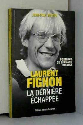 Laurent Fignon, La dernière...