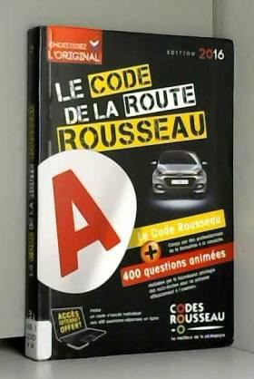 Code Rousseau de la Route B...