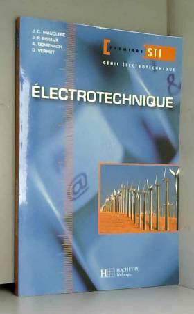 Electrotechnique, 1ère STI...