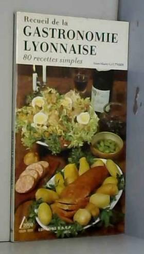 Gastronomie lyonnaise