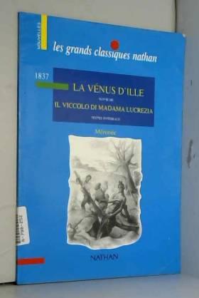 La Vénus d'Ille , suivie de...