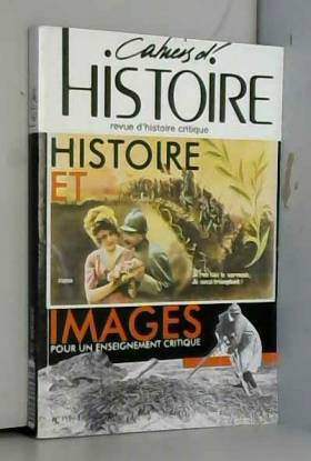 Cahiers d'Histoire, N° 115,...