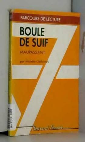 BOULE DE SUIF-PARCOURS DE...