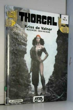 Thorgal, tome 28 : Kriss de...