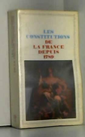 Les Constitutions de la...
