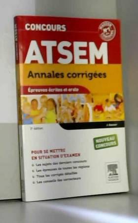 Annales corrigées Concours...