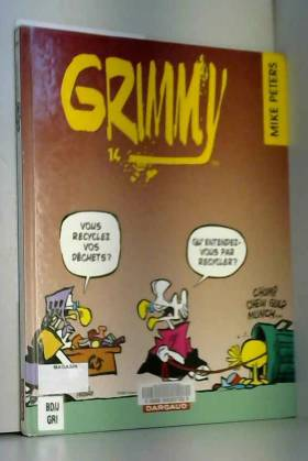 Grimmy, tome 14