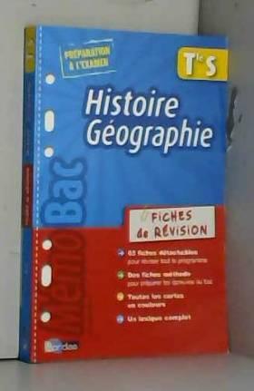 Histoire Géographie Te S :...