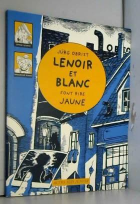 Les enquêtes de Lenoir et...