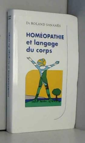 Homéopathie et langage du...