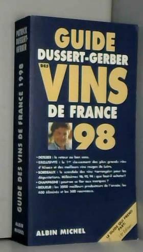 Guide des vins de France 1998