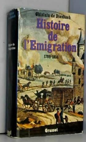 Histoire de l'émigration :...