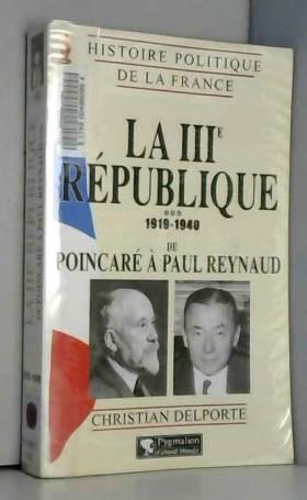 La troisième République,...