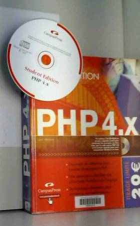 PHP 4.x (CD-Rom inclus)