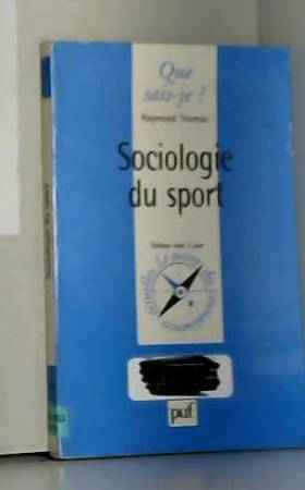 Sociologie du sport, 4e...