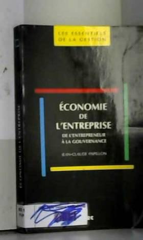 Economie de l'entreprise:...