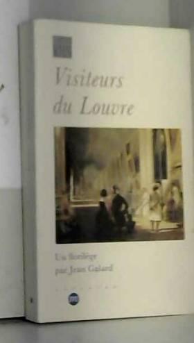 Visiteurs du Louvre