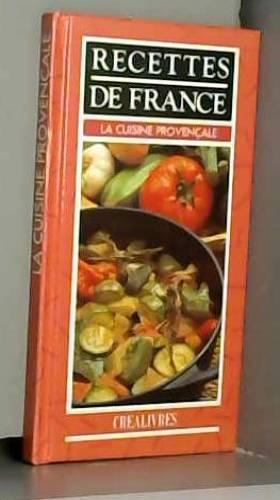 La cuisine provencale