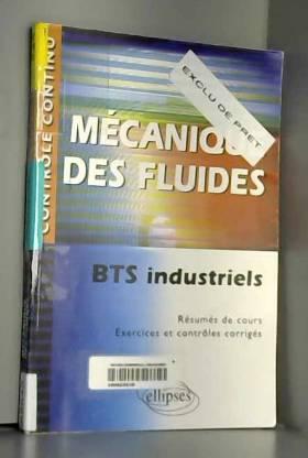 Mécanique des fluides : BTS...