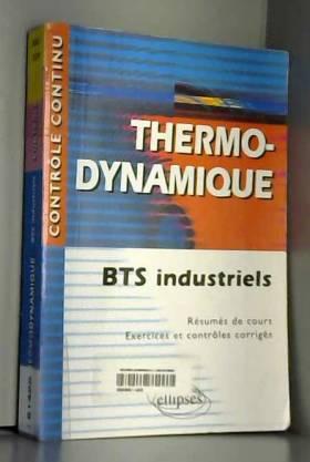 Thermodynamique BTS...