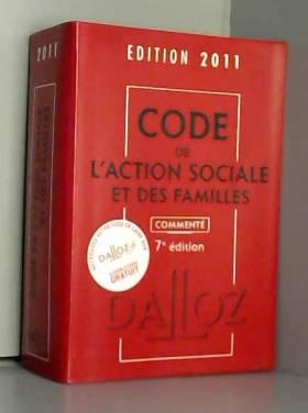 Code de l'action sociale et...