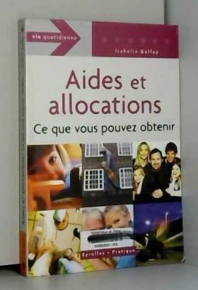 Aides et allocations : ce...