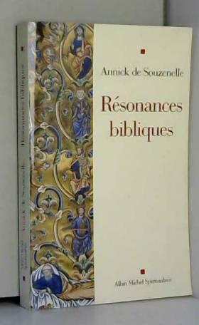 Résonances bibliques