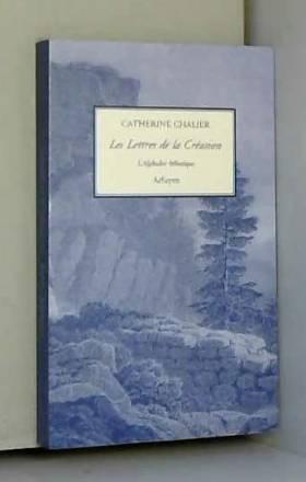 Les Lettres de la Création...