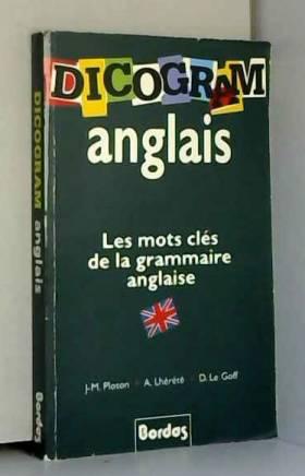 PLOTON/DICOGRAM ANGLAIS...