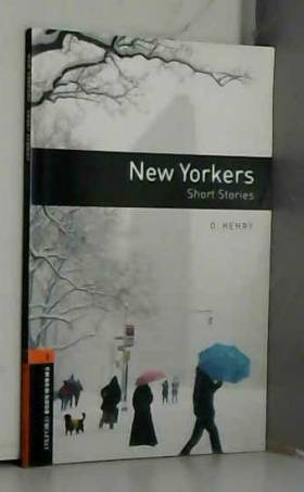 New Yorkers : Short Stories