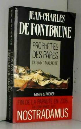 Histoire et prophétie des...