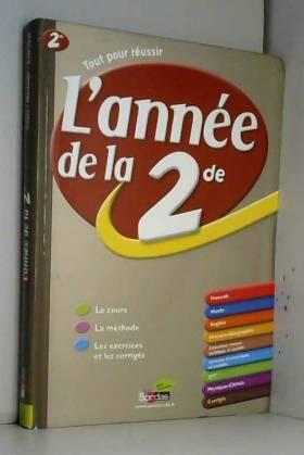 L'ANNEE DE LA 2DE -...