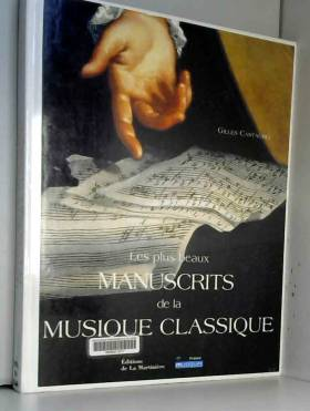Les Plus Beaux Manuscrits...