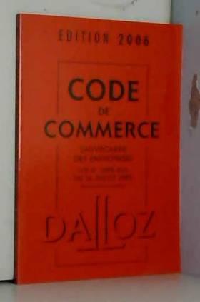 Code de commerce :...