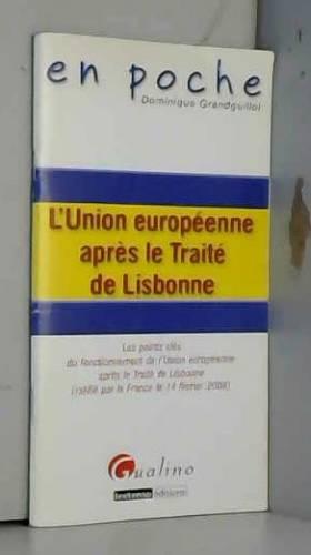 L'Union européenne après le...