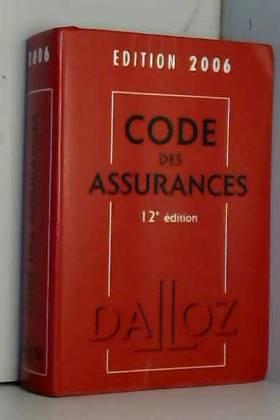 Code des assurances :...
