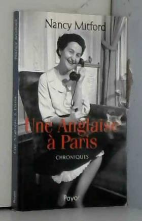 Une Anglaise à Paris :...