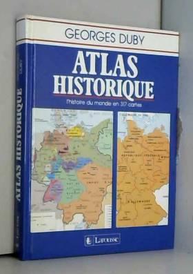 Atlas historique :...