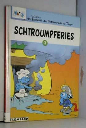 Schtroumpferies, tome 3
