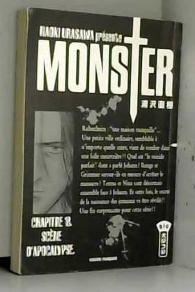 Monster, tome 18 : Scène...