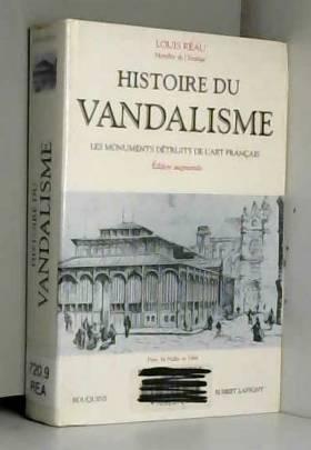 Histoire du vandalisme
