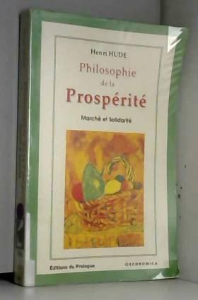 Philosophie de la prospérité