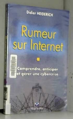 Rumeur sur Internet :...